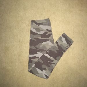 Camouflage leggings!!